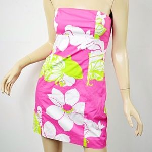 •Lilly Pulitzer Franco Style Dress•